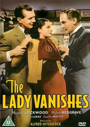 The Lady Vanishes Online DVD Rental