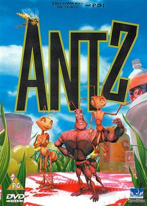 Rent Antz Online DVD Rental