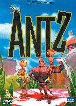 Antz Online DVD Rental