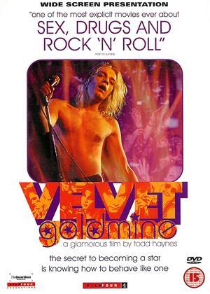 Velvet Goldmine Online DVD Rental