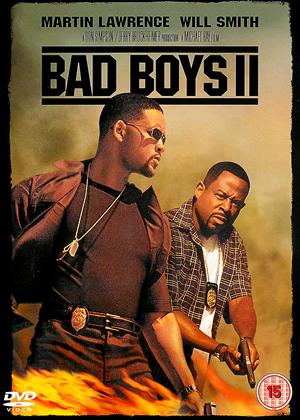 Rent Bad Boys II Online DVD Rental