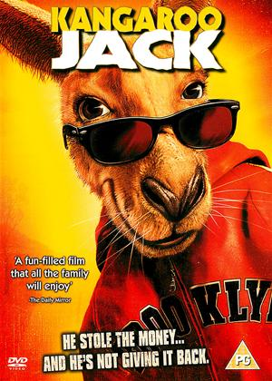 Kangaroo Jack Online DVD Rental