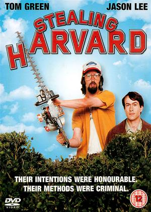 Stealing Harvard Online DVD Rental