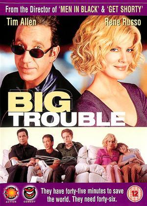 Big Trouble Online DVD Rental