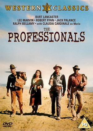 The Professionals Online DVD Rental