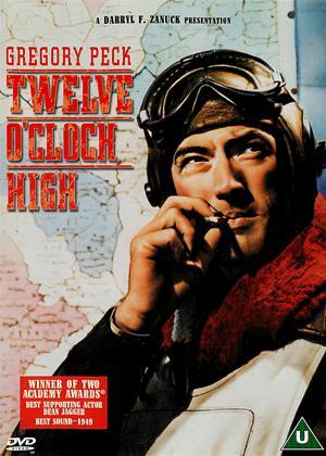 Rent Twelve O'Clock High Online DVD Rental