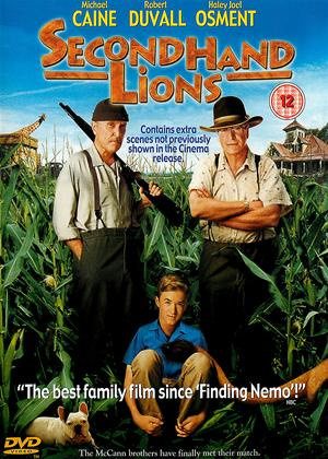 Secondhand Lions Online DVD Rental