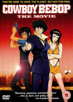 Cowboy Bebop: The Movie Online DVD Rental
