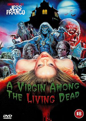 Rent A Virgin Among the Living Dead (aka Christina, princesse de l'erotisme) Online DVD Rental