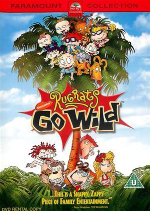 Rugrats Go Wild Online DVD Rental