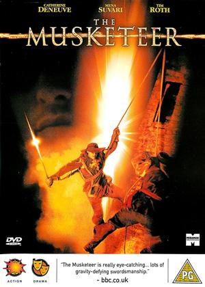 The Musketeer Online DVD Rental