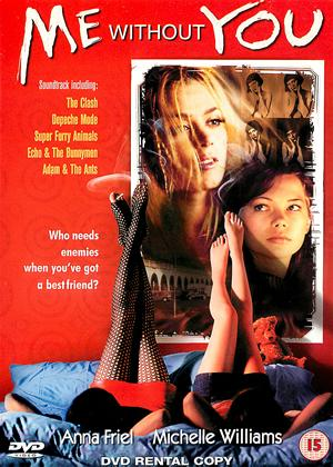 Me Without You Online DVD Rental
