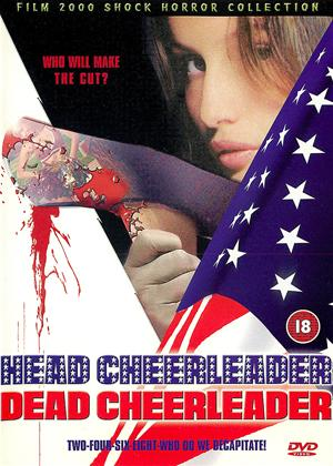 Head Cheerleader Dead Cheerleader Online DVD Rental