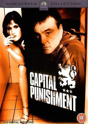 Capital Punishment Online DVD Rental