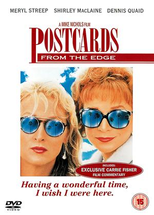 Postcards from the Edge Online DVD Rental