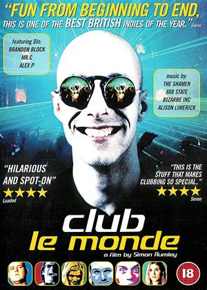 Club Le Monde Online DVD Rental