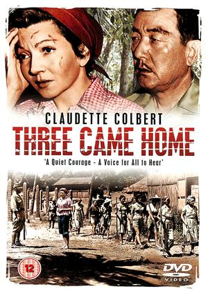 Three Came Home Online DVD Rental