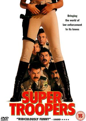 Super Troopers Online DVD Rental