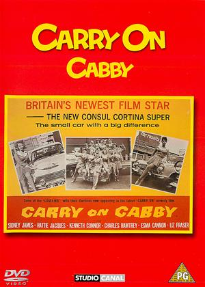 Carry on Cabby Online DVD Rental