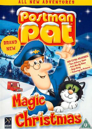 Rent Postman Pat's Magic Christmas Online DVD Rental
