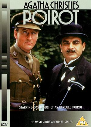 Poirot: The Mysterious Affair at Styles Online DVD Rental
