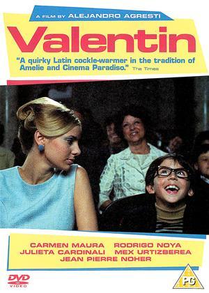 Valentin Online DVD Rental