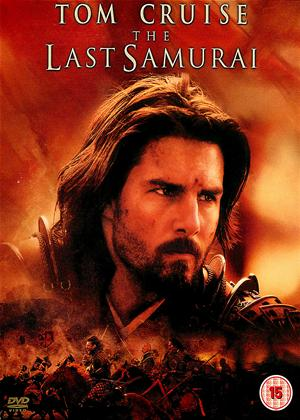 Rent The Last Samurai Online DVD Rental