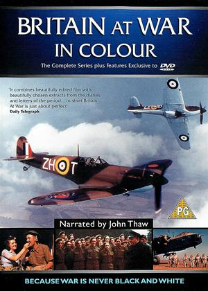 Britain at War in Colour Series Online DVD Rental