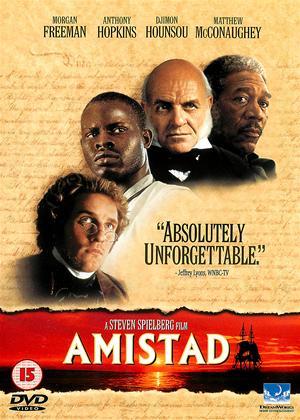 Amistad Online DVD Rental