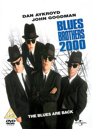 Blues Brothers 2000 Online DVD Rental
