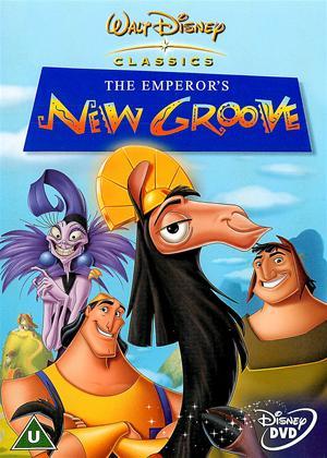 The Emperor's New Groove Online DVD Rental