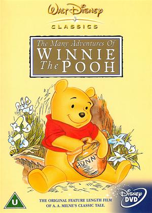 The Many Adventures of Winnie the Pooh Online DVD Rental