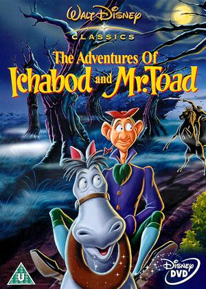 The Adventures of Ichabod and Mr. Toad Online DVD Rental