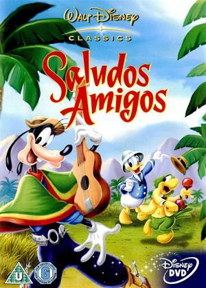 Saludos Amigos Online DVD Rental