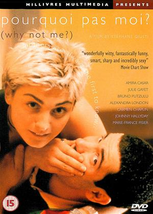 Why Not Me? Online DVD Rental