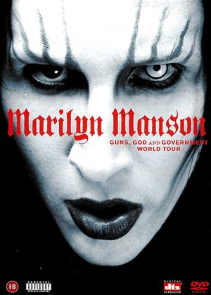 Marilyn Manson: Guns, Gods and Government: World Tour Online DVD Rental