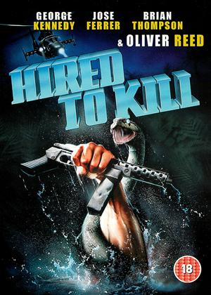 Hired to Kill Online DVD Rental