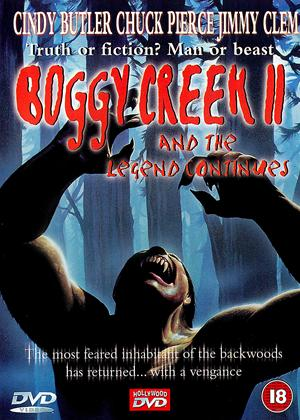 Boggy Creek 2: And the Legend Continues Online DVD Rental
