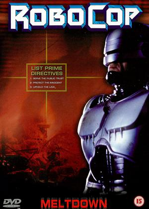 Rent Robocop: The Prime Directives: Meltdown Online DVD Rental
