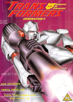 Transformers: Generation 2 Online DVD Rental