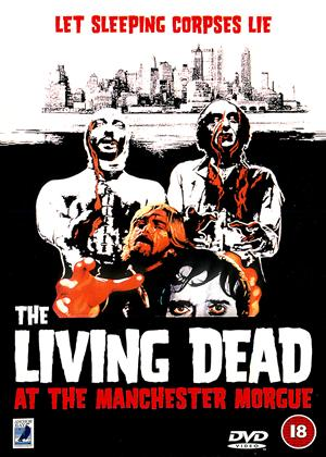 Rent The Living Dead at the Manchester Morgue Online DVD Rental