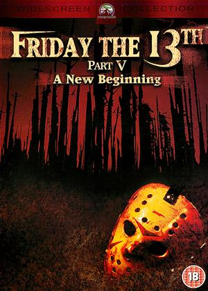 Rent Friday the 13th: Part 5: A New Beginning Online DVD Rental