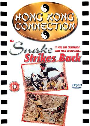 The Snake Strikes Back Online DVD Rental