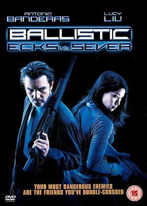 Ballistic: Ecks vs. Sever Online DVD Rental
