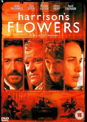 Harrison's Flowers Online DVD Rental