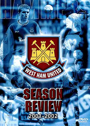 West Ham United: End of Season Review 2001/02 Online DVD Rental