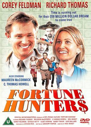 Fortune Hunters Online DVD Rental