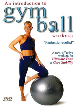 Rent An Introduction to Gymball Workout Online DVD Rental