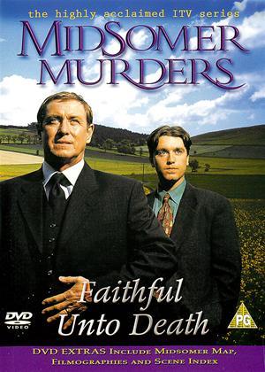 Rent Midsomer Murders: Series 1: Faithful Unto Death Online DVD Rental