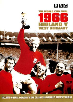 Rent The World Cup Final 1966: England vs. West Germany Online DVD Rental